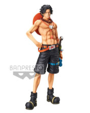 D. Ace Grandista Resolution of Soldiers One Piece PVC Staty