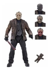Freddy vs Jason Voorhees Ultimate Actionfigur