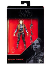 Jyn Erso (Rogue One) Star Wars Black Series 2016 Actionfigur