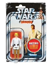 Luke Skywalker (Episode IV) Retro Collection 2019 Actionfigur