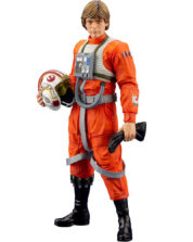 Luke Skywalker X-Wing Pilot Star Wars ARTFX Staty