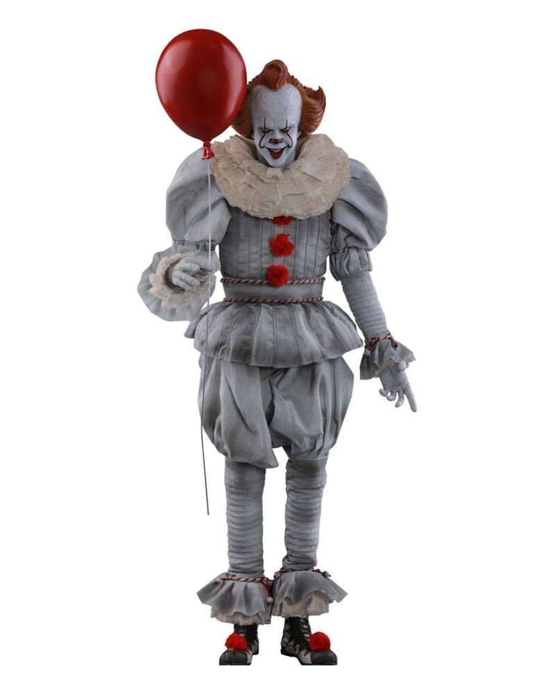 Pennywise It Chapter Two Movie Masterpiece 1/6 Actionfigur