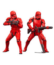 Sith Troopers Star Wars (Episode IX) ARTFX+ 2-Pack Staty