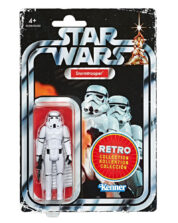 Stormtrooper (Episode IV) Retro Collection 2019 Actionfigur