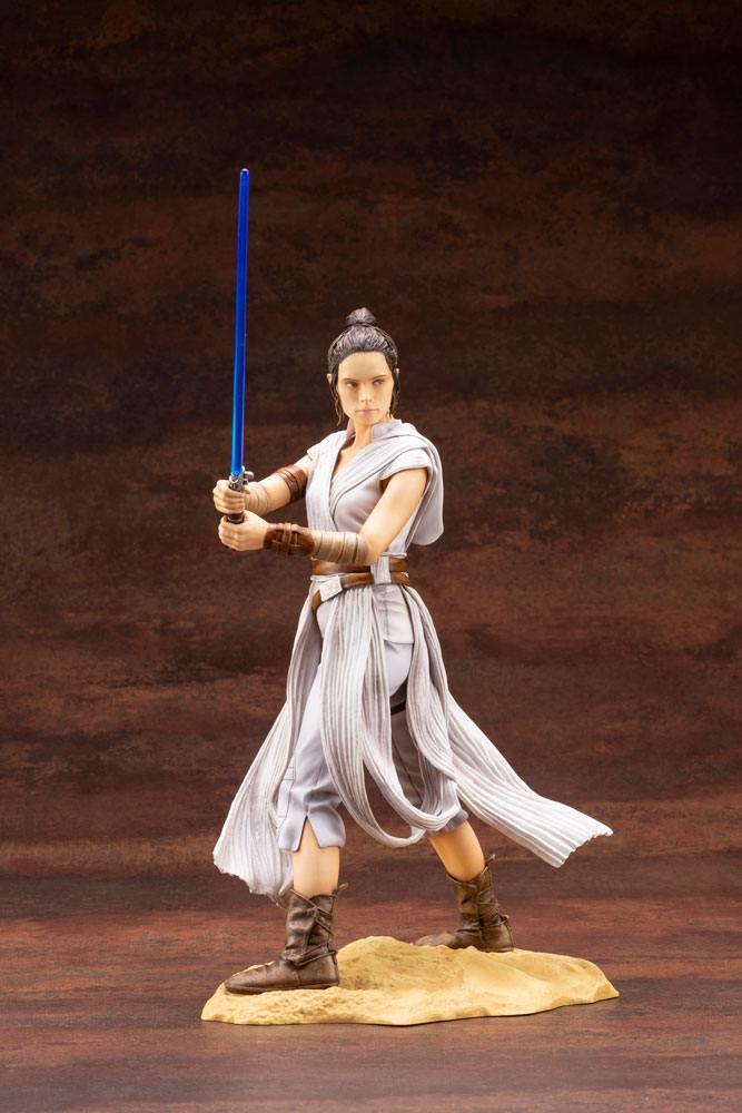 Rey Star Wars Episode IX ARTFX+ PVC 1/7 Staty