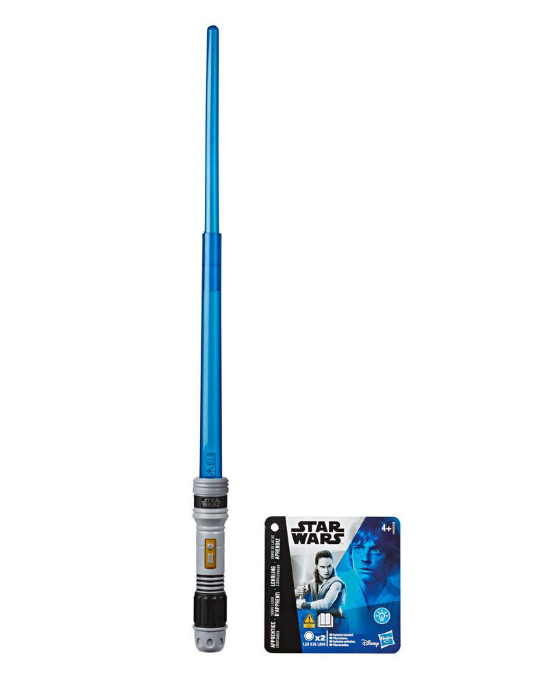 Rey (blue) Star Wars Apprentice 2019 Lightsaber