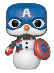 Captain America Marvel Holiday POP! Vinylfigur