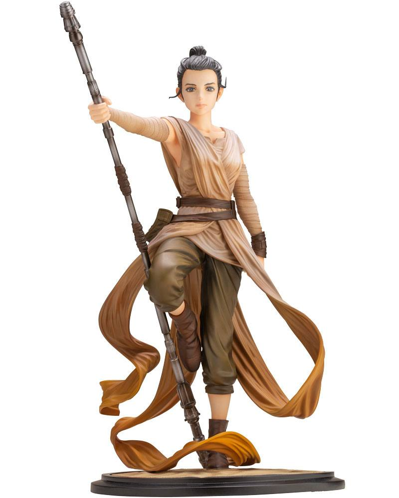 Rey Descendant of Light Star Wars Episode VII ARTFX PVC Staty