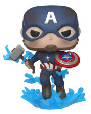 Captain America with Shield & Mjölnir Avengers Endgame POP Vinylfigur