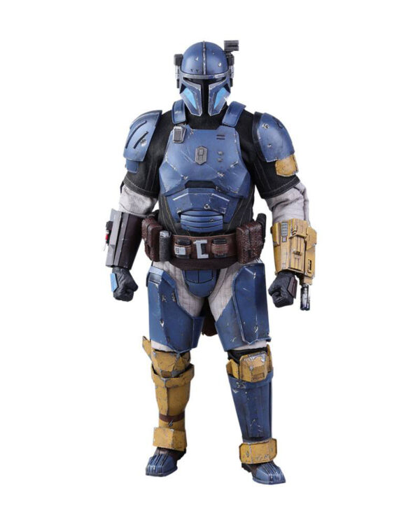 Heavy Infantry Mandalorian Star Wars Actionfigur