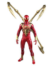 Spider-Man (Iron Spider Armor) Video Game Masterpiece Actionfigur