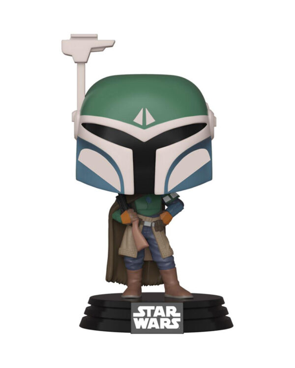 Star Wars Covert Mandalorian POP! TV Vinylfigur