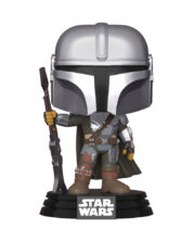 Star Wars The Mandalorian POP! TV Vinylfigur 9 cm
