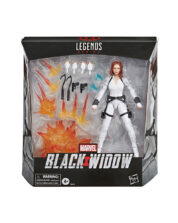 Black Widow Deluxe Marvel Legends Series Actionfigur