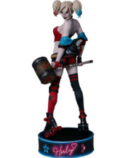 Harley Quinn Hell on Wheels DC Comics Premium Format Staty