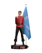 Leonard Nimoy as Captain Spock Star Trek II Staty