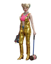 Harley Quinn Birds of Prey Movie Masterpiece Actionfigur