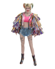 Harley Quinn (Caution Tape Jacket Version) Birds of Prey MMS Actionfigur