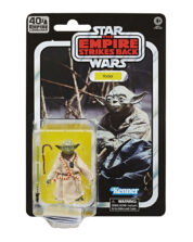 Yoda Star Wars Episode V Black Series Actionfigur