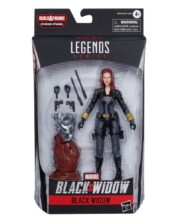 Black Widow Marvel Legends Series 2020 Actionfigur