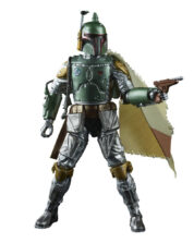 Boba Fett Star Wars Black Series Carbonized 2020 Actionfigur