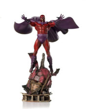Magneto Marvel Comics BDS Art Scale Staty