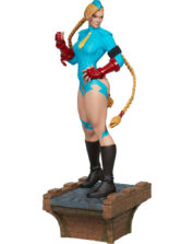 Cammy Killer Bee Street Fighter Staty