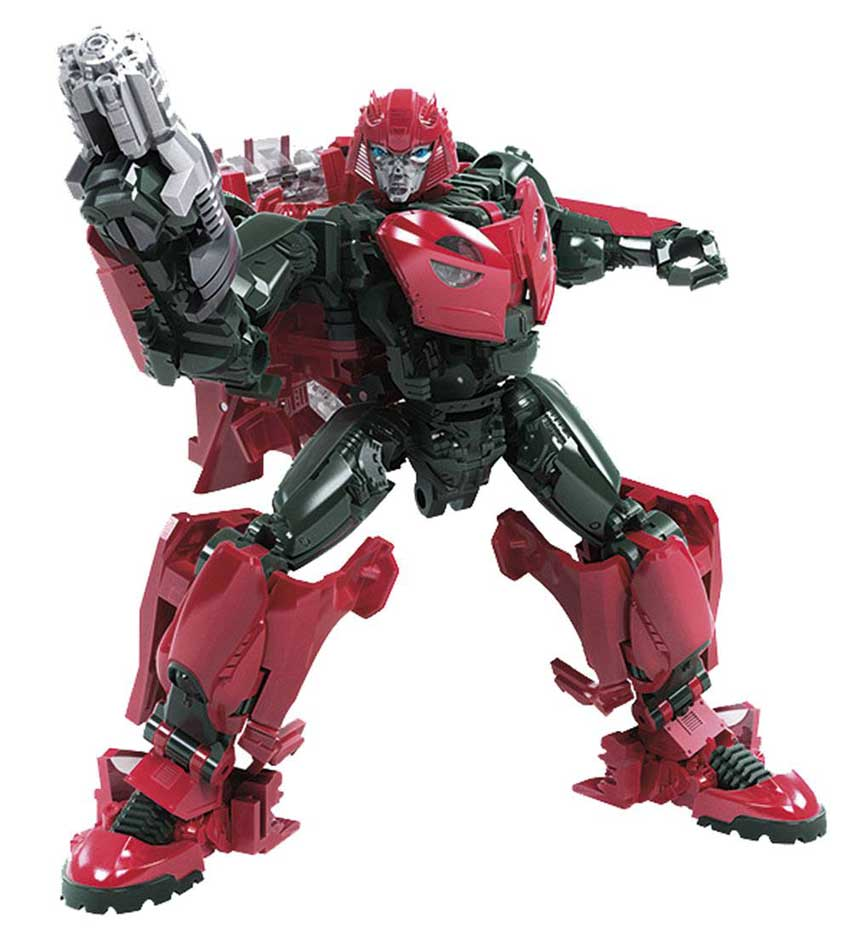 cliffjumper actionfigur