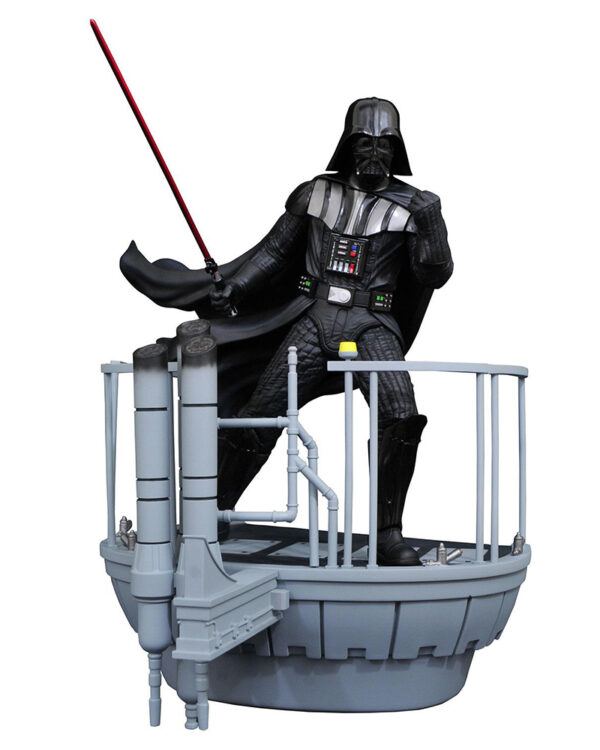 Darth Vader Star Wars Episode V Milestones Staty