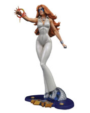 Dazzler Marvel Comic Gallery PVC Staty