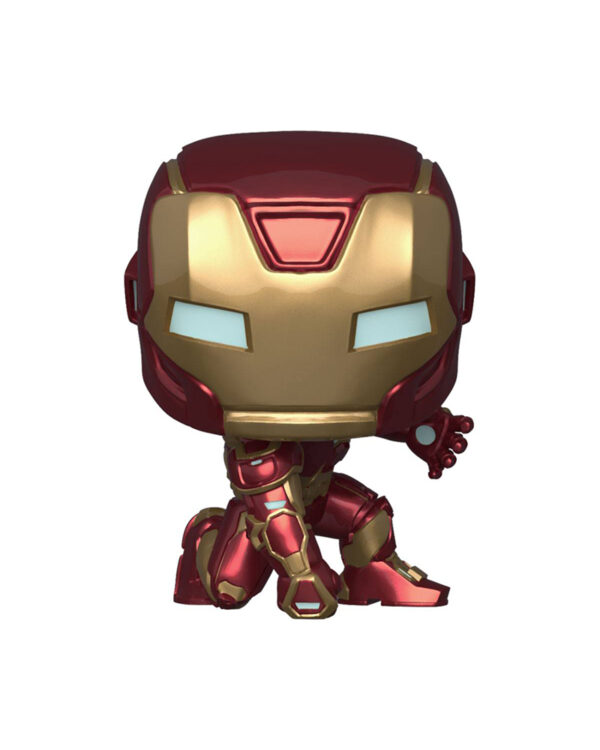 Iron Man Marvel's Avengers (2020 video game) POP! Vinylfigur
