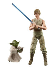 Luke Skywalker & Yoda (Jedi Training) Star Wars Black Series 2020 Actionfigur