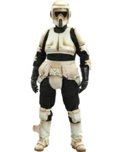 Scout Trooper Star Wars The Mandalorian Actionfigur