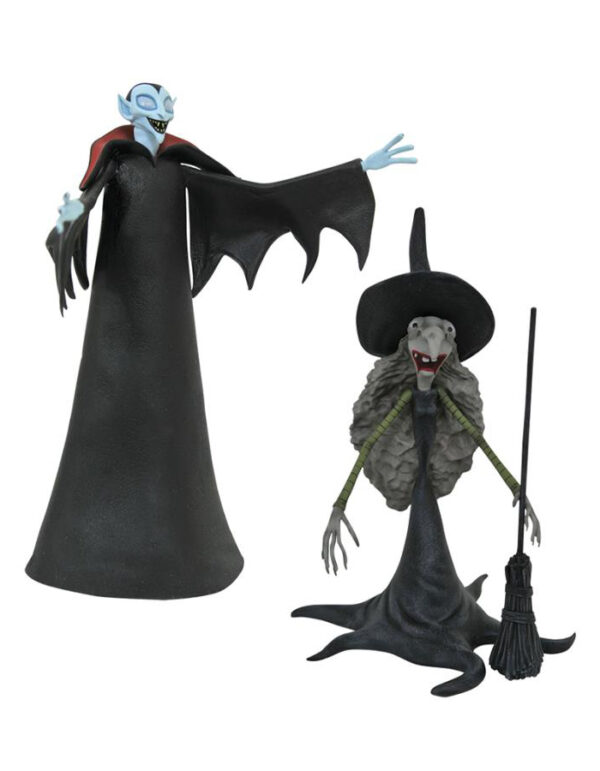 Small Vampire The Nightmare Before Christmas Select Series