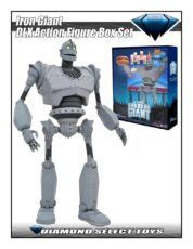The Iron Giant Deluxe Box Set SDCC 2020 Exclusive Actionfigur