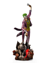 The Joker by Ivan Reis DC Comics Prime Scale Staty