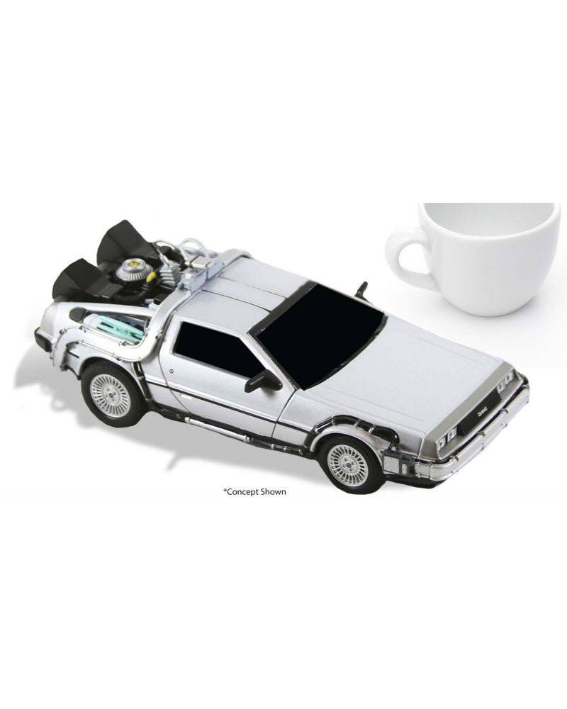 Time Machine Back to the Future Diecast Model