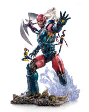 X-Men Vs Sentinel Deluxe Marvel Comics BDS Art Scale Staty