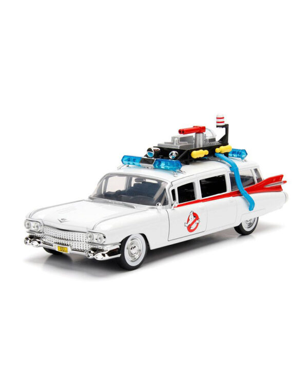 1959 Cadillac Ecto-1 Ghostbusters Diecast Model