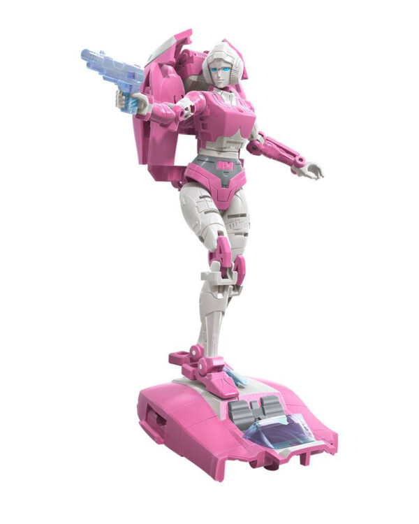 Arcee Transformers War for Cybertron Earthrise Deluxe 2020 Actionfigur