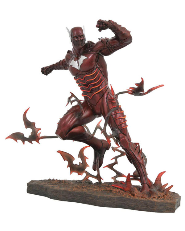 Dark Nights Metal Red Death DC Comic Gallery PVC Staty