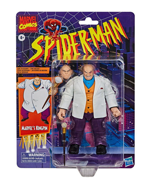 Marvel's Kingpin Marvel Retro Collection Actionfigur