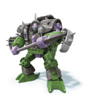 Quintesson Alicon Transformers War for Cybertron: Earthrise Deluxe 2020 Actionfigur