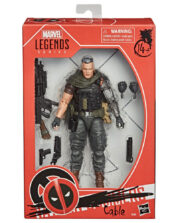 Cable Deadpool 2 Marvel Legends Series Actionfigur