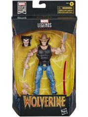 Logan Wolverine Marvel Legends Series Actionfigur