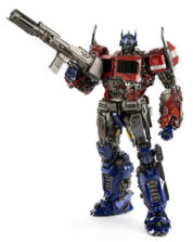 Optimus Prime Transformers Bumblebee Premium Actionfigur