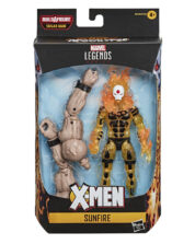 Sunfire X-Men Age of Apocalypse Marvel Legends Series 2020 Actionfigur