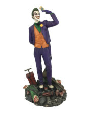 The Joker DC Comic Gallery PVC Diorama
