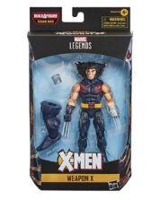 Weapon X X-Men Age of Apocalypse Marvel Legends Series 2020 Actionfigur