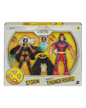 Storm & Marvel's Thunderbird Marvel Legends 2-Pack Actionfigurer